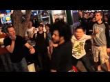 Лучшие драки на улицы, нокауты людей, ужас (Видео)